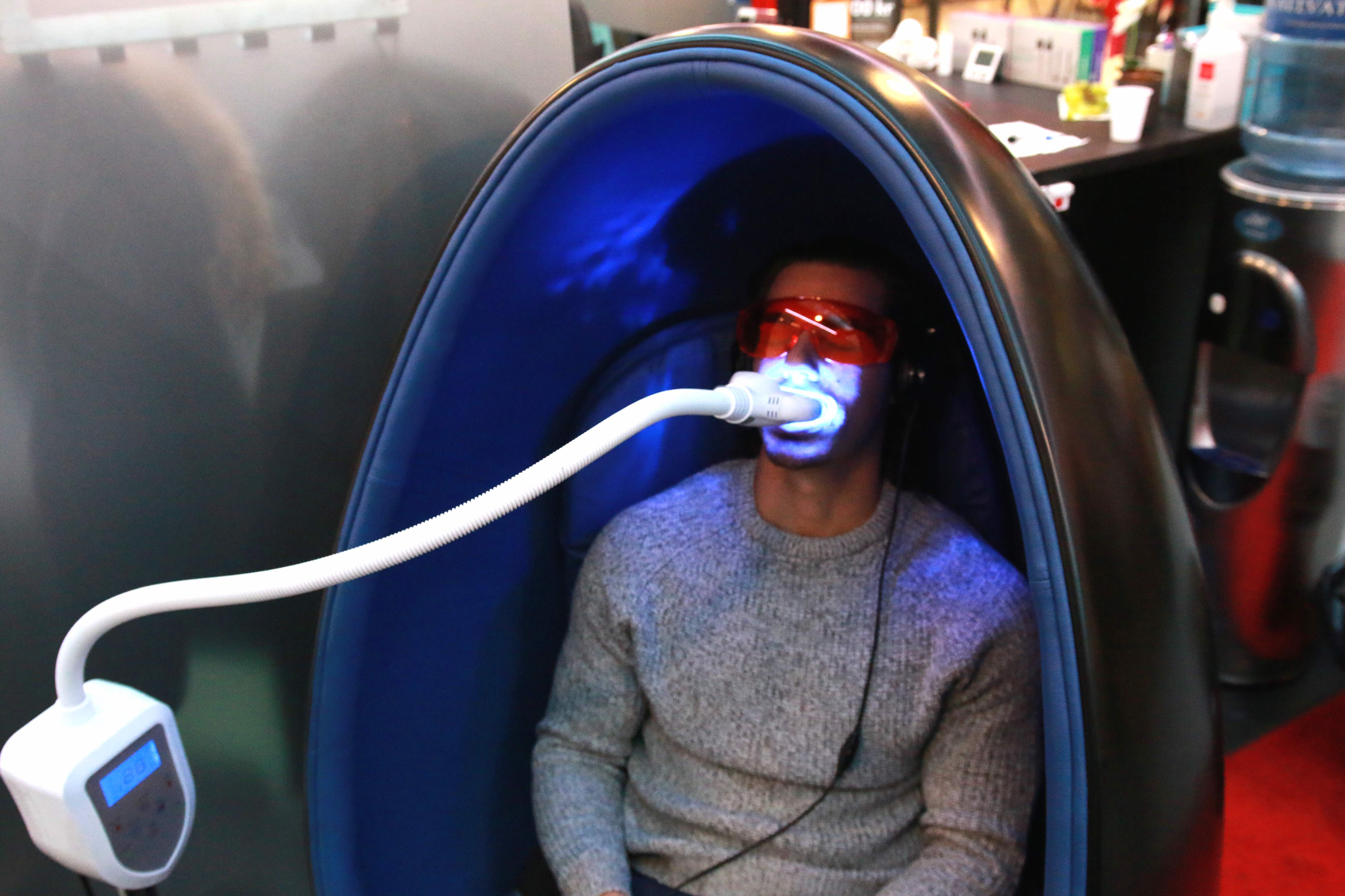 tandblekning kista galleria