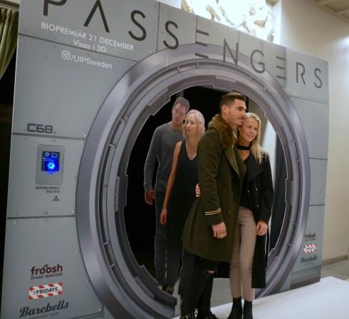 Kevin Metromode Passenger